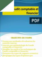 Resumé audit comptable