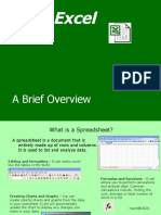 Excel-basics