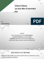 Presentation DJD-1