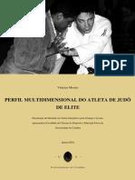 2016 - Morato - Perfil mutidimensional do atleta de elite de judô.