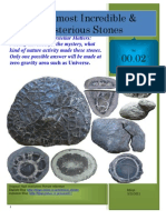 Vol.00.02 World Most Incredible & Mysterious Stones
