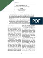 Artikel Seminar Model Otomasi Berbasis Web Distribusi Bbm