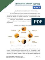 AULA 3 - ADMINISTRAÇÃO DE DROGARIA