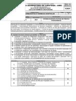 Plano Ensino- modelo 2021 - Farmacia Hospitalar