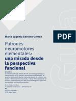 F. PATRONES NEUROMOTORES