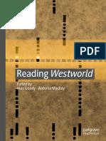 2019 Book ReadingWestworld