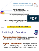 Aula3_Poluição_Razões para o trat_despejos ind_Sele Trat