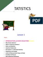 STATISTICS-WK1