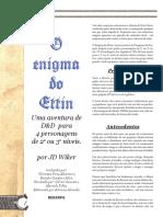 2 e 3 Nivel Dd 3e o Enigma Do Ettin Aventura Biblioteca Elfica