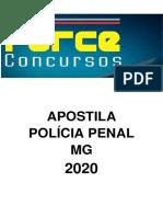 Apostila Policia Penal - Atualizada