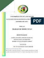 Universidad Tecnica de Manabi Facultad d