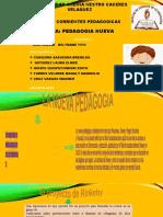 Pedagogia Nueva