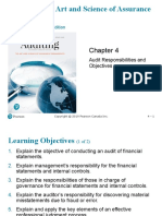 Auditing (Arens) 14e Chapter 4 PowerPoint Slides