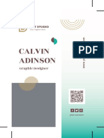 Abstract Minimalist_Creative_ID Card Template