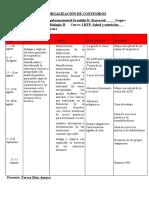 JORNALIZACIÓN DE CONTENIDOS BIOLOGIA II FRANKLIN