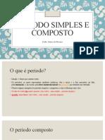 Período Simples e Composto (2)