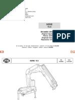 Shop manual PM serie 15.5
