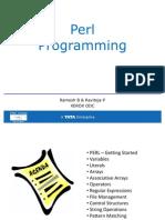 Perl Programming V2.0