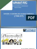 TEMA 1. INTRODUCCION AL CONCEPTO DE CALIDAD.