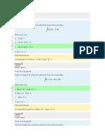 Examen_Integración Por Descomposición en Fracciones Parciales
