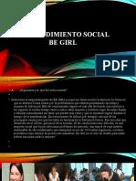 Proyecto Social BE GIRL