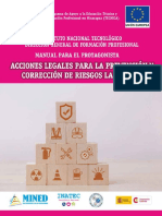U2  Acciones Legales Para la Prevención y Corrección de Riesgos Laborales