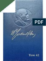 Lenin v. Polnoesobranie42. Polnoe Sobranie Sochineni.a4