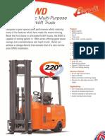 B420 RWD Multi-Purpose