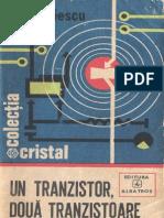 Un tranzistor, doua tranzistoare - Ilie Mihaescu