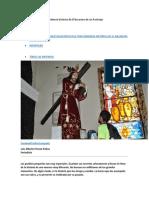 Investigación revela trascendencia histórica de El Nazareno de Los Rastrojos (2013)