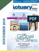 Actuary_India _November_2010