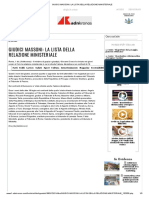 GIUDICI MASSONI_ LA LISTA DELLA RELAZIONE MINISTERIALE