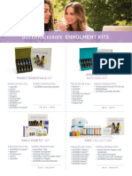 enrolment-kits España