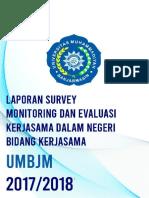 survey kerjasama 20172018