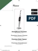 Clean Maxx Dampfbesen