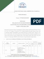Pengumuman Seleksi Cpns Bkkbn 2019 Compressed
