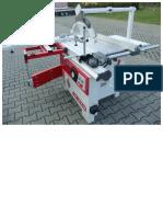 Formatkreissäge FS 315
