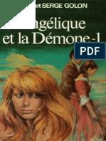 Angelique T17 Angelique Et La Demone Part 1 Anne Et Serge Golon