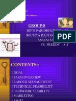 FARM MANAGEMENT, GRP 8