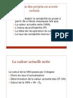3 Gf Evaluation Des Projets
