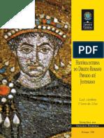 Historia Interna Direito Romano