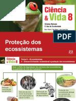 Proteção dos ecossistemas