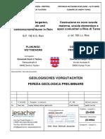 REIN 11 Geol Vorgutachten Perizia Geol Preliminare-signed