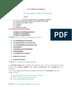 Les 9 Themes Marketing (Résumé)
