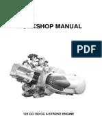 Peugeot Engine 125-150 4T Service Manual