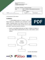 Ficha de Exercício - cidadania