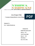 45935597-consumer-buying-behavior-toward-shopping-malls-Live-Project-of-CB-Raghvendra-Patel-amp-Shrisir-Pratap-Singh