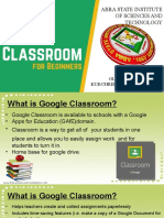 Google classroom ppt for teachers