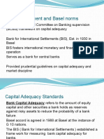 Bank RiskPrudential Norms