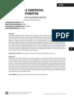 FIBRAS VEGETAIS E COMPÓSITOS